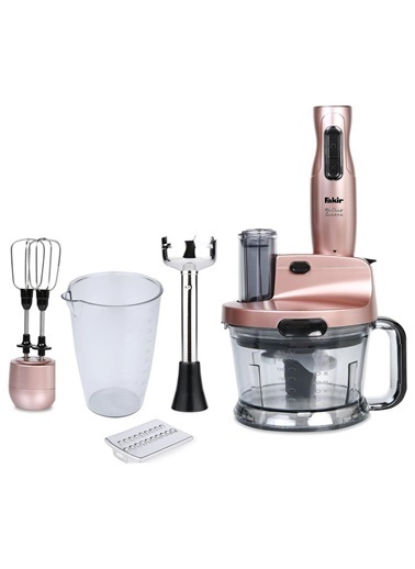Fakir Mr Cheff Quadro Blender Set Rosie 41003407 Renkli